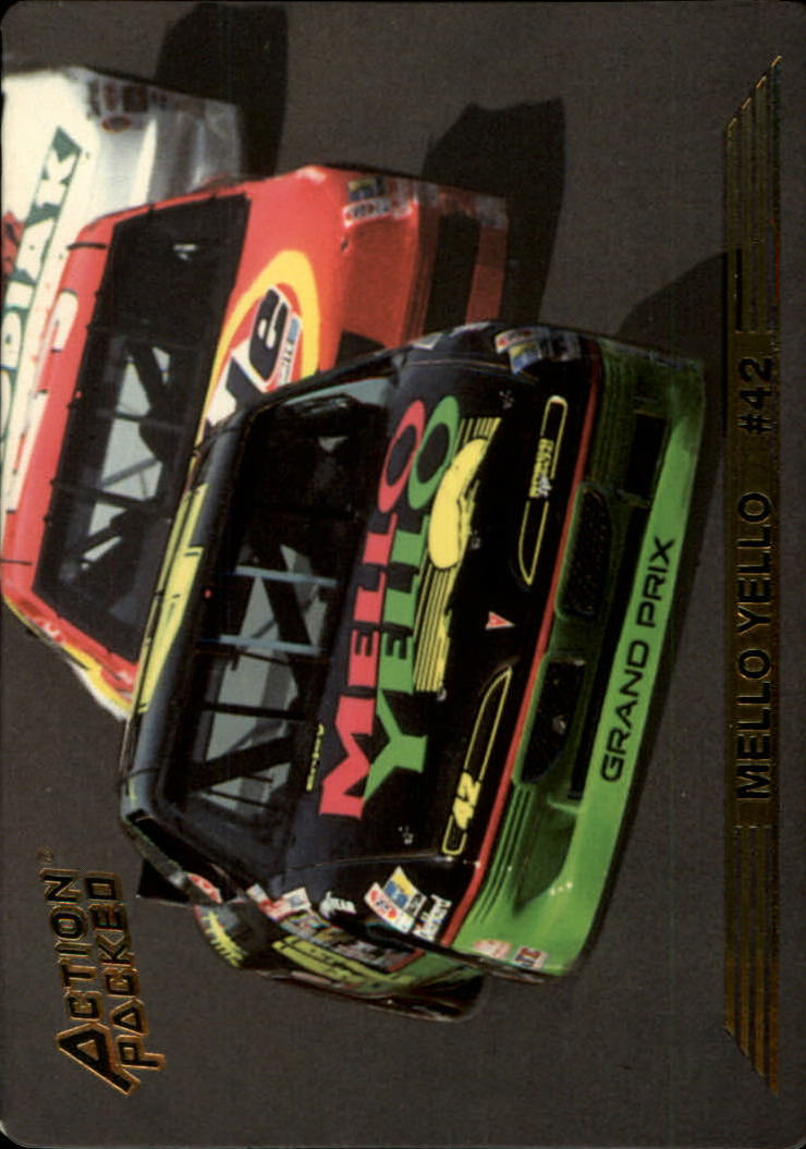 1993 Action Packed #13 Kyle Petty's Car