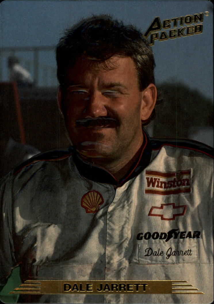 1993 Action Packed #15 Dale Jarrett