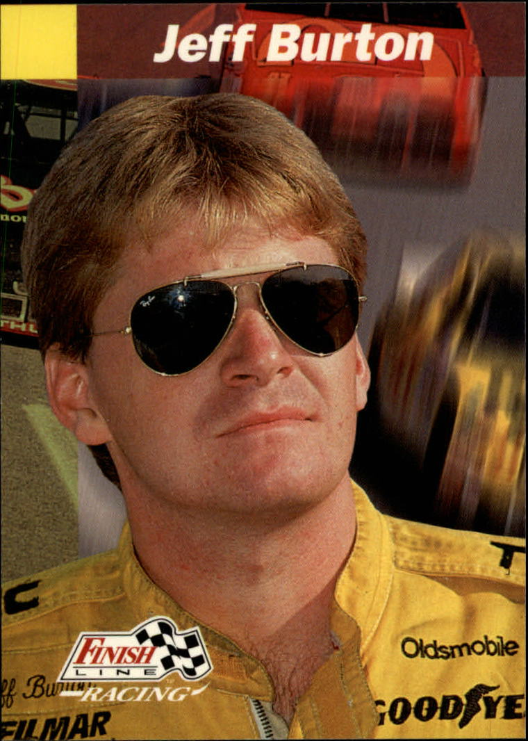 1993 Finish Line #29 Jeff Burton