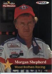 1993 Maxx The Winston #12 Morgan Shepherd