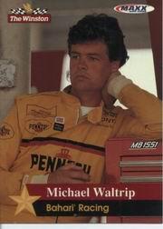 1993 Maxx The Winston #18 Michael Waltrip