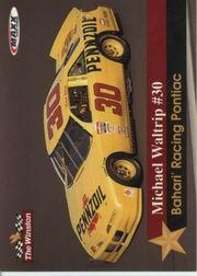 1993 Maxx The Winston #38 Michael Waltrip's Car