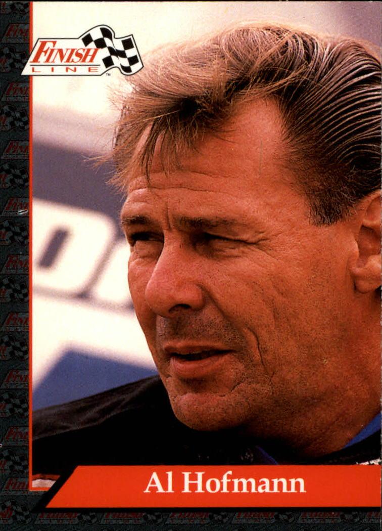 1993 Finish Line NHRA #58 Al Hofmann