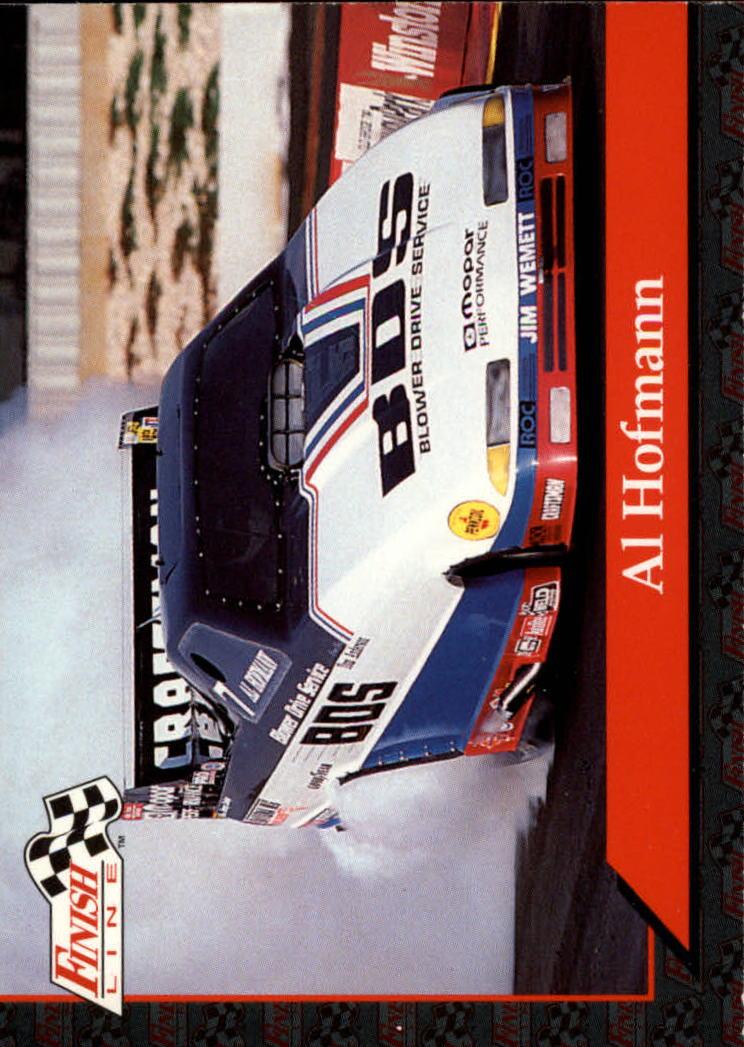 1993 Finish Line NHRA #59 Al Hofmann's Car