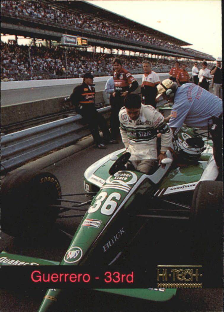 1993 Hi-Tech Indy #1 Roberto Guerrero