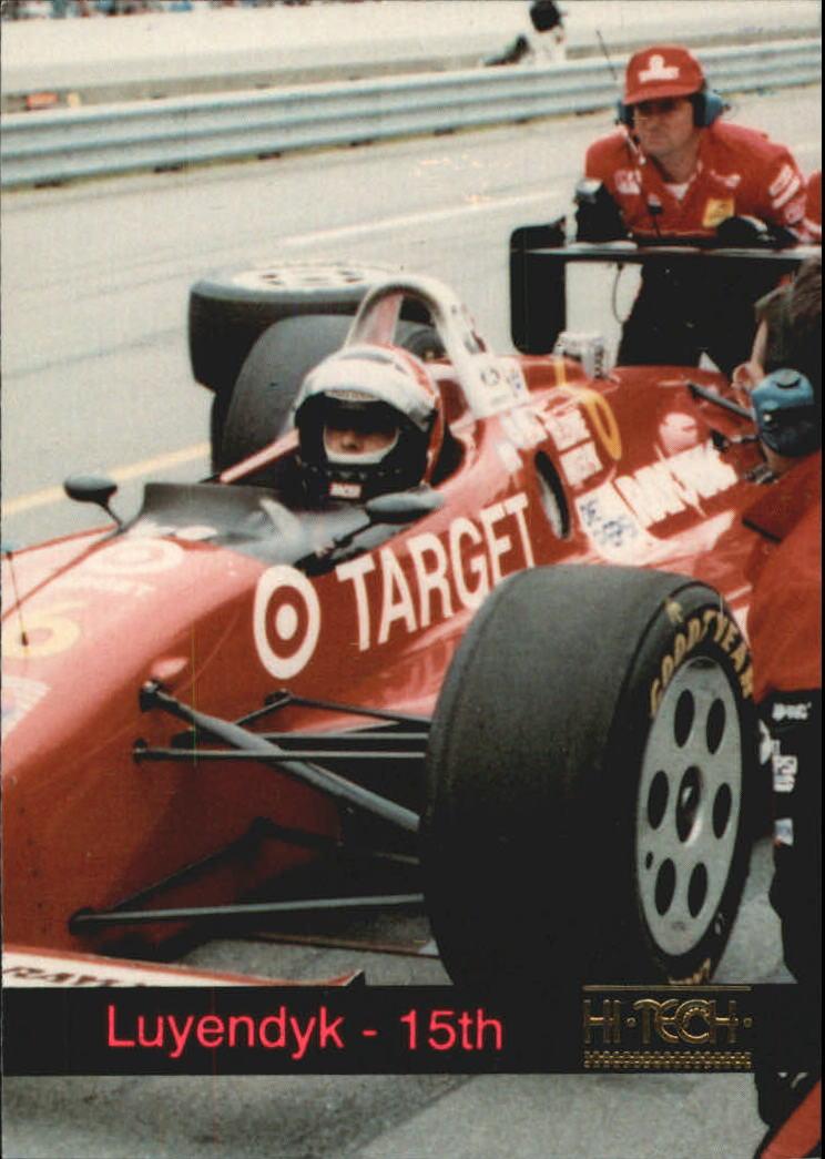 1993 Hi-Tech Indy #4 Arie Luyendyk
