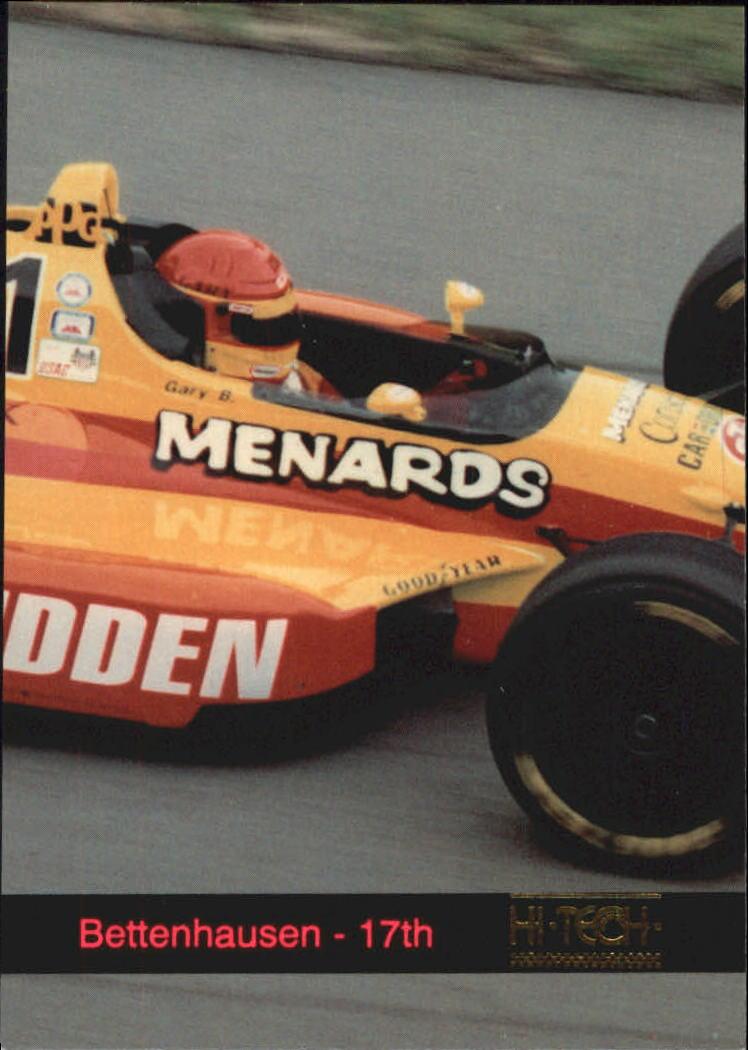 1993 Hi-Tech Indy #5 Gary Bettenhausen