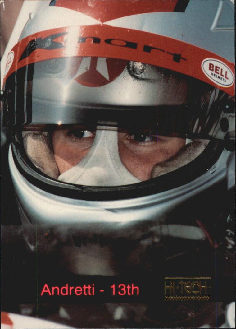 1993 Hi-Tech Indy #6 Michael Andretti