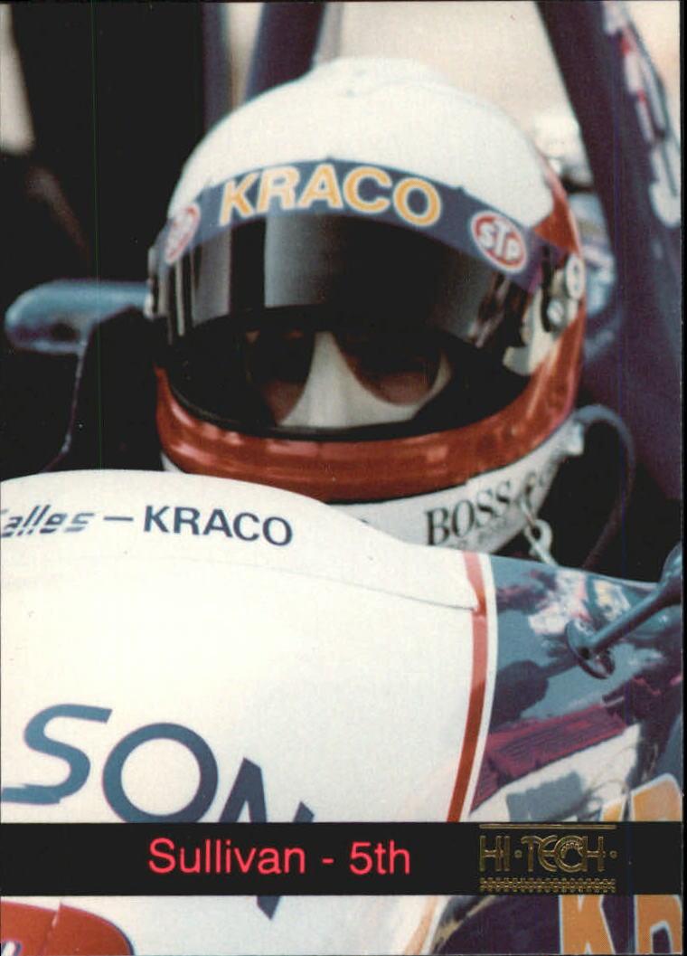 1993 Hi-Tech Indy #8 Danny Sullivan