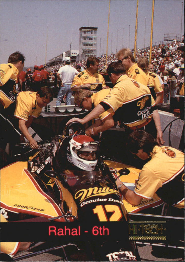 1993 Hi-Tech Indy #10 Bobby Rahal