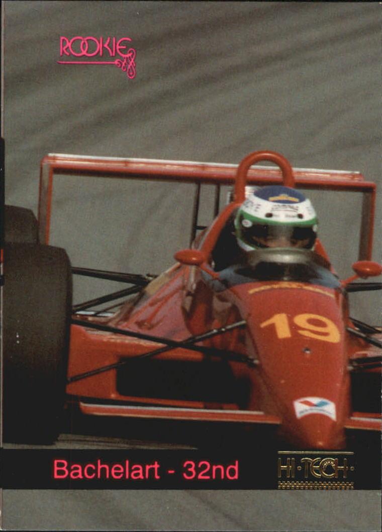 1993 Hi-Tech Indy #15 Eric Bachelart