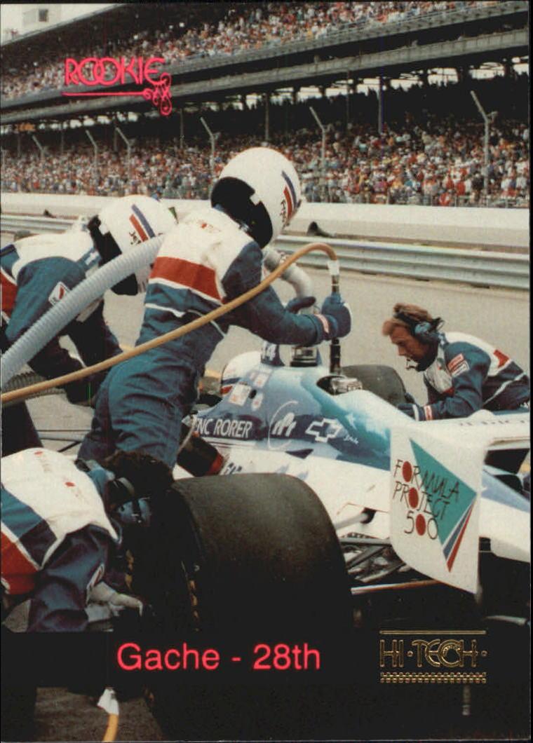 1993 Hi-Tech Indy #16 Philippe Gache