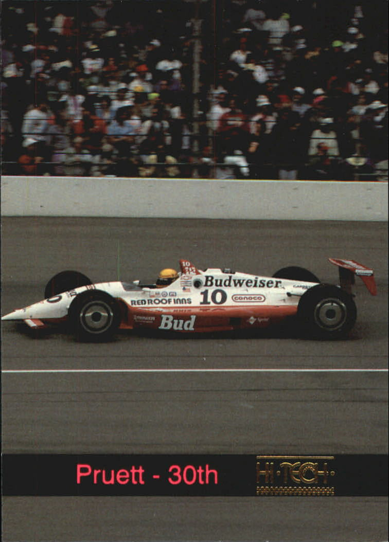 1993 Hi-Tech Indy #17 Scott Pruett