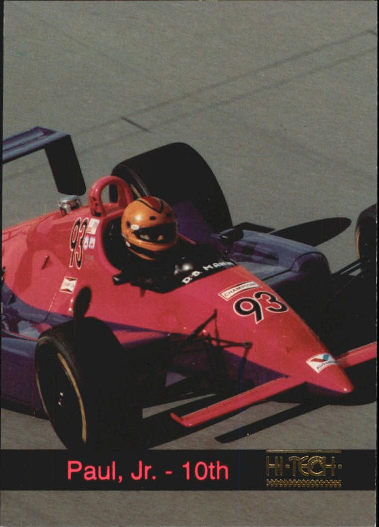 1993 Hi-Tech Indy #18 John Paul Jr.
