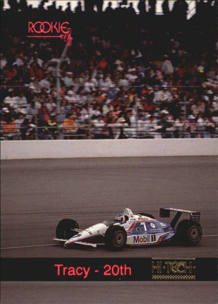 1993 Hi-Tech Indy #19 Paul Tracy