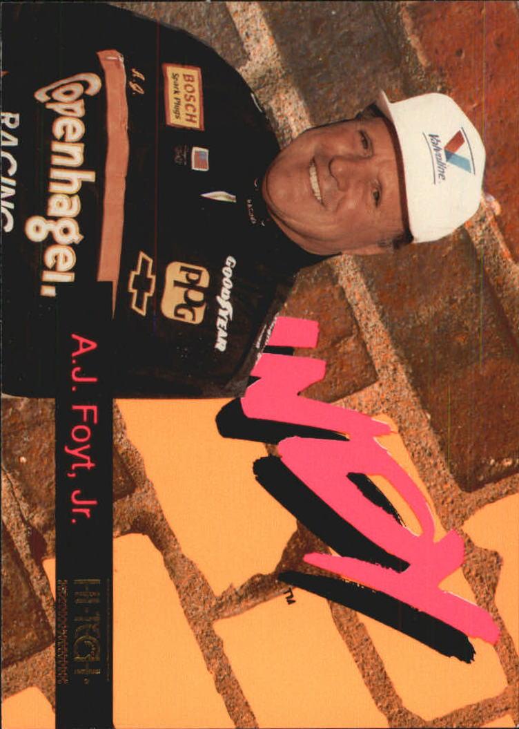 1993 Hi-Tech Indy #44 A.J. Foyt