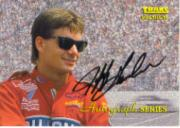 1994 Traks Autographs #A4 Jeff Gordon