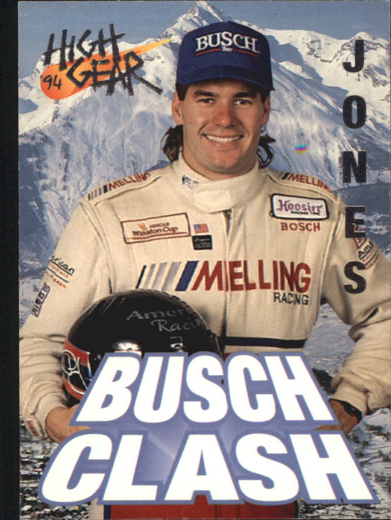 1994 Wheels High Gear #99 P.J. Jones BC