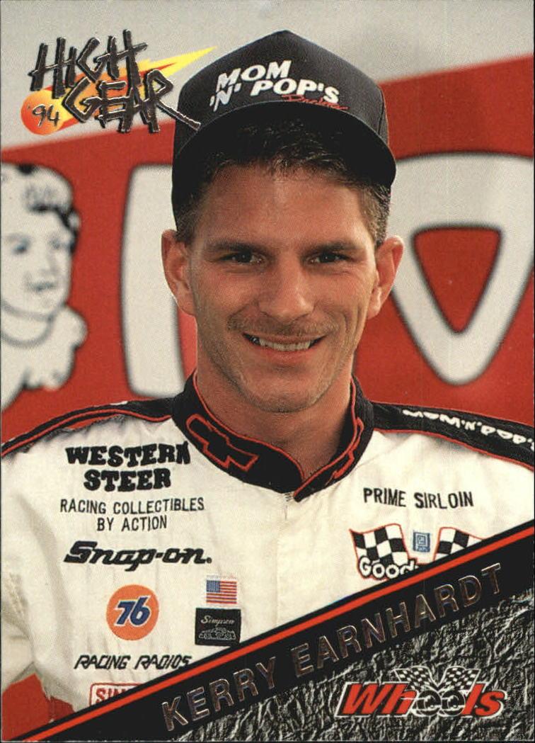 1994 Wheels High Gear #182 Kerry Earnhardt RC