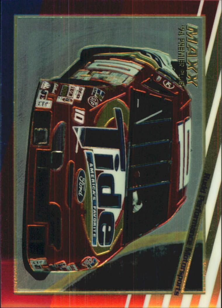1994 Maxx Premier Plus #59 Ricky Rudd's Car