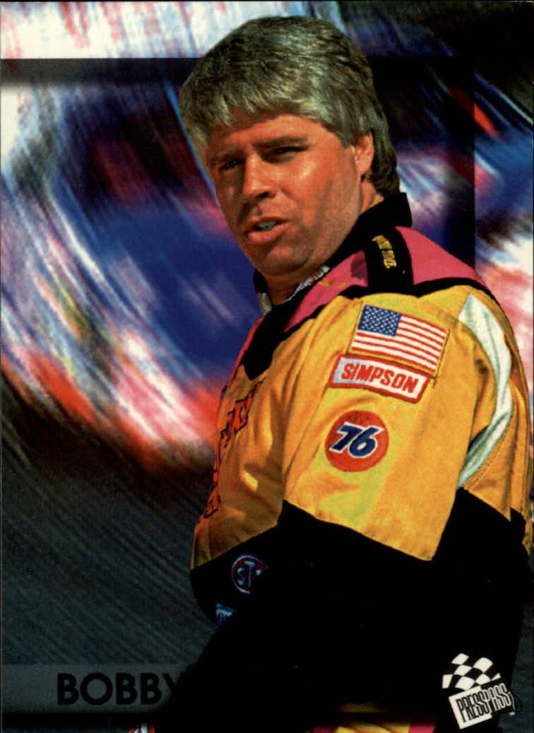 1994 Press Pass #8 Bobby Hamilton