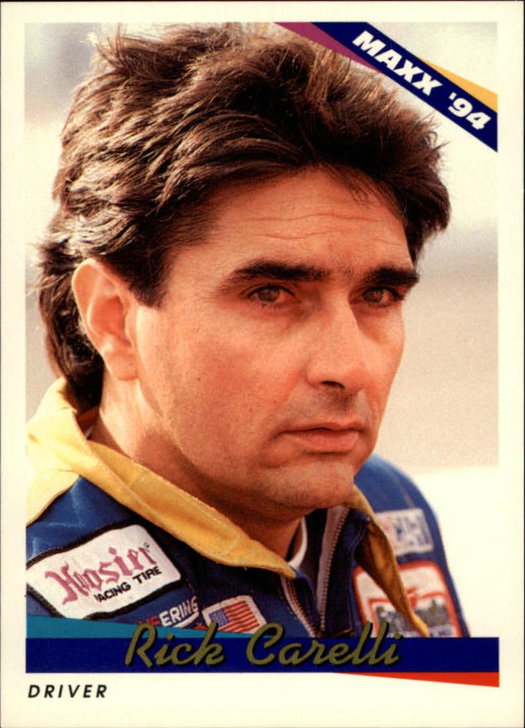 1994 Maxx #79 Rick Carelli RC