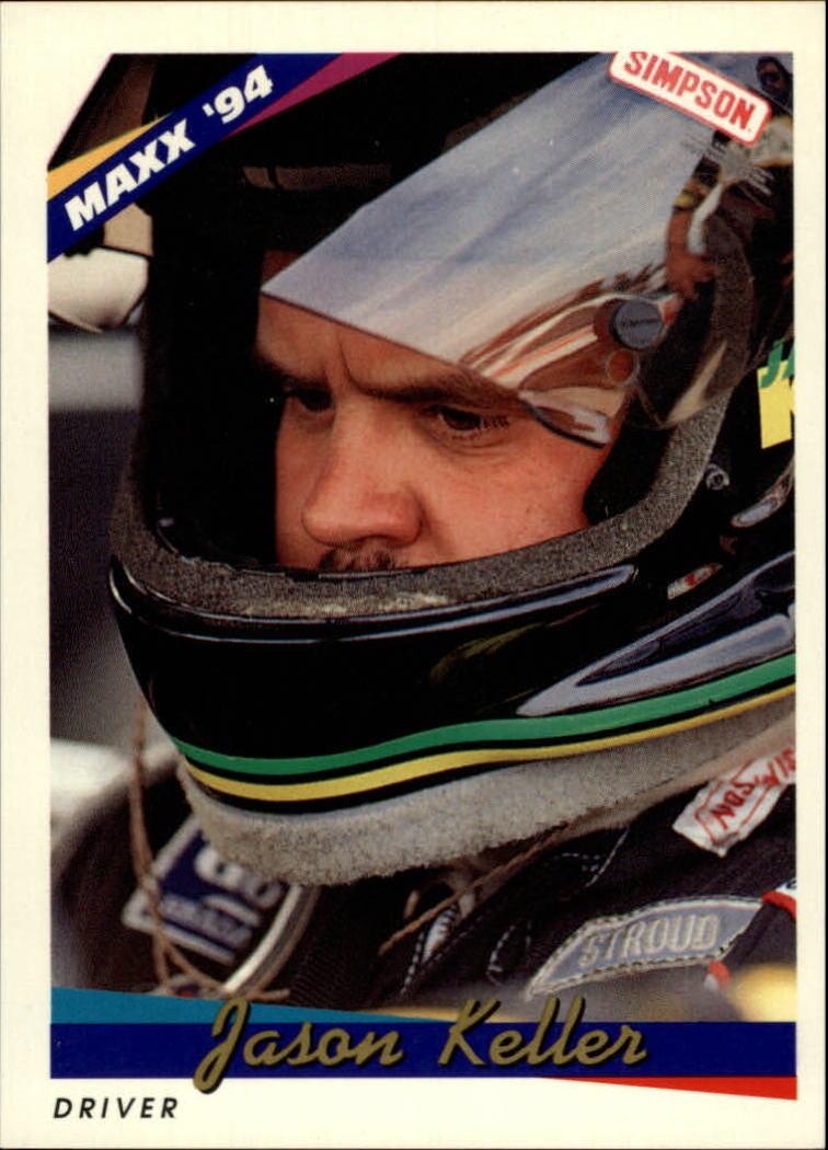 1994 Maxx #189 Jason Keller RC