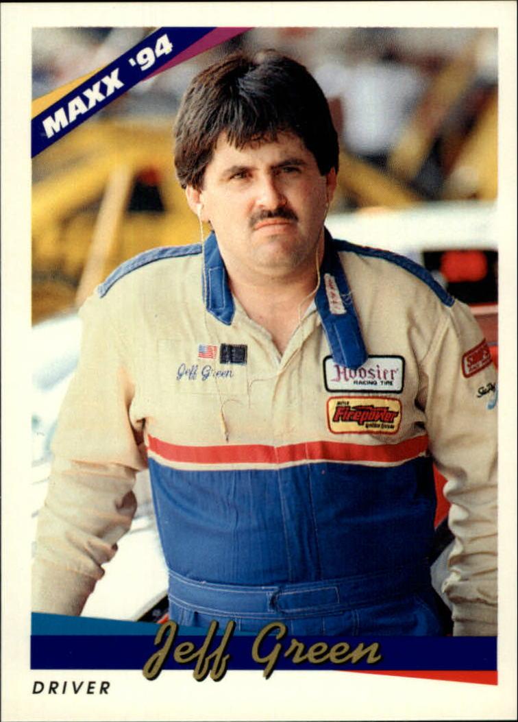 1994 Maxx #192 Jeff Green