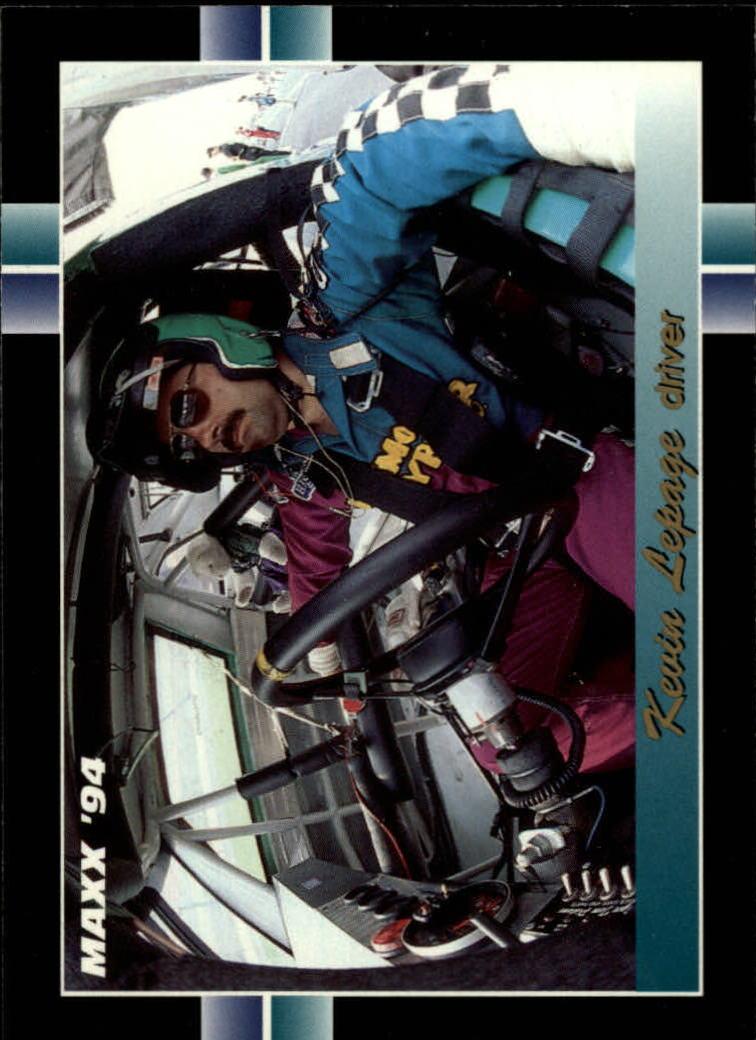 1994 Maxx #302 Kevin Lepage RC