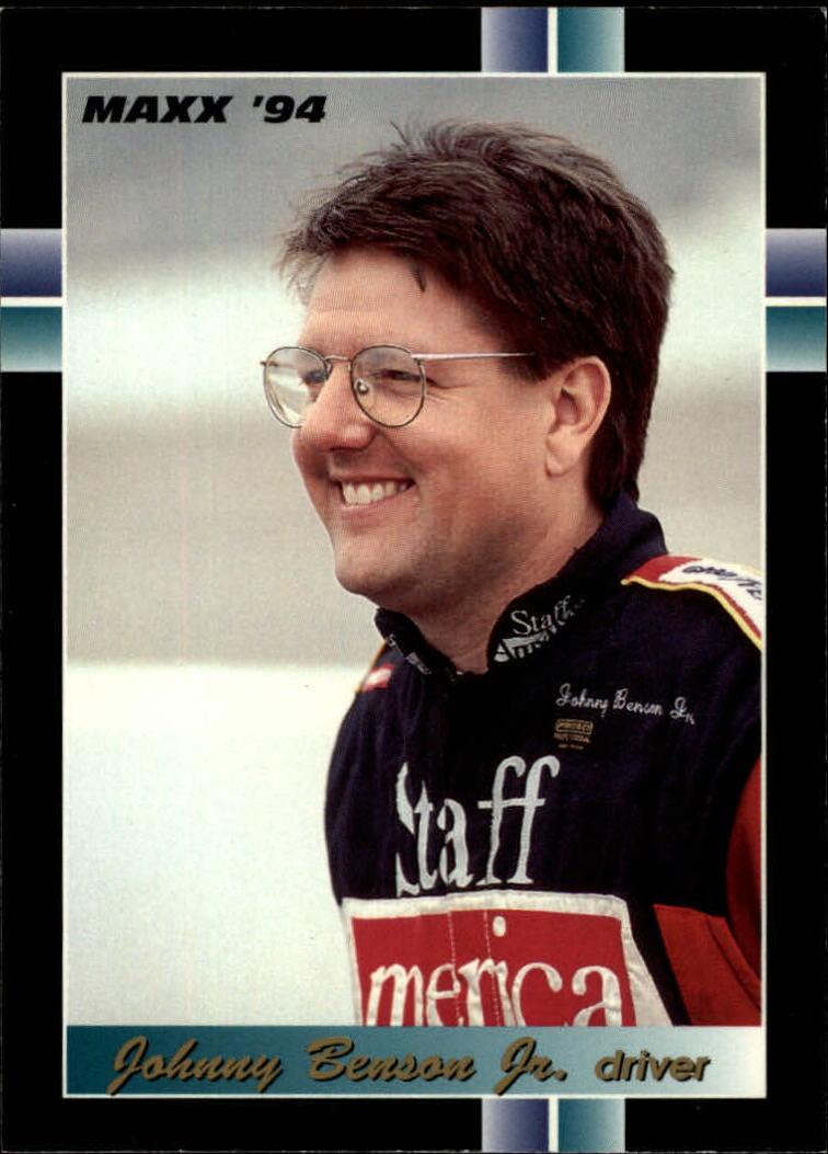 1994 Maxx #303 Johnny Benson RC