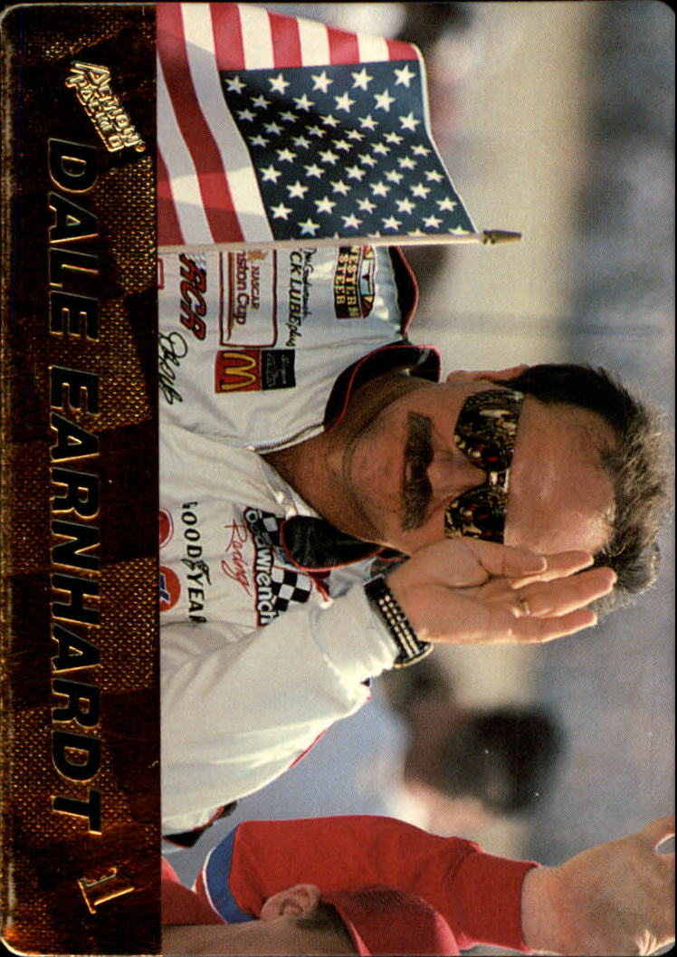 1994 Action Packed #1 Dale Earnhardt