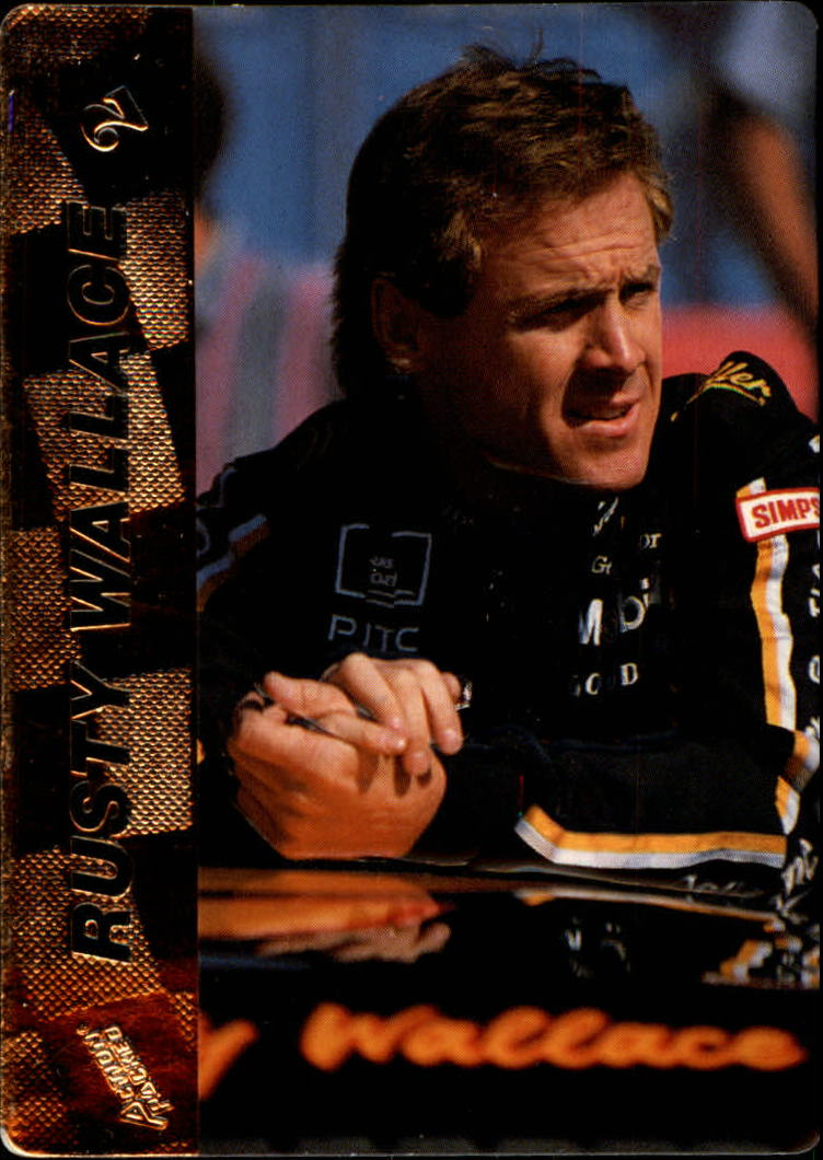 1994 Action Packed #2 Rusty Wallace