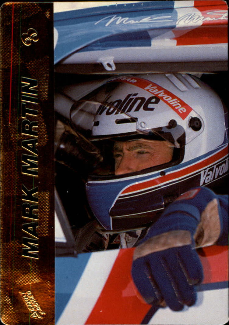 1994 Action Packed #3 Mark Martin