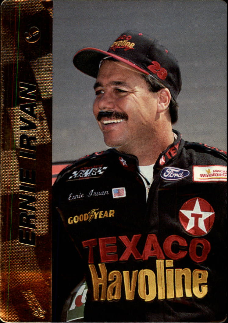 1994 Action Packed #6 Ernie Irvan