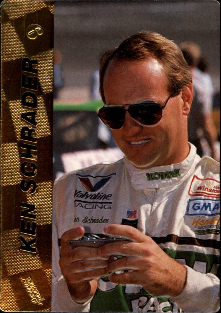 1994 Action Packed #9 Ken Schrader