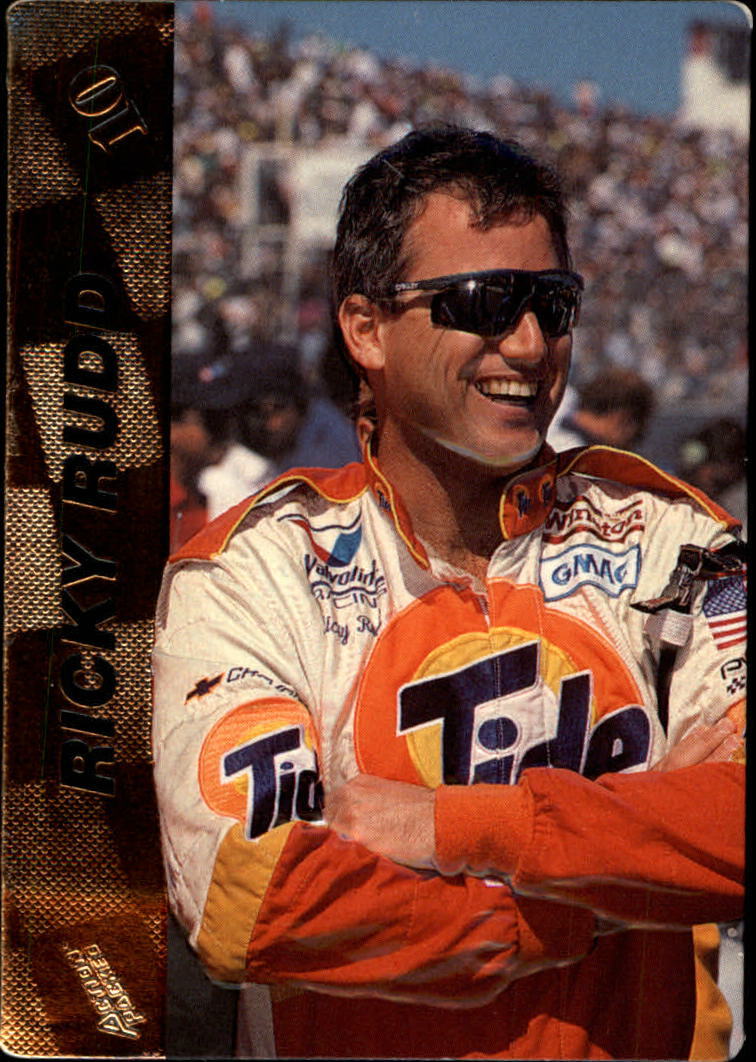 1994 Action Packed #10 Ricky Rudd