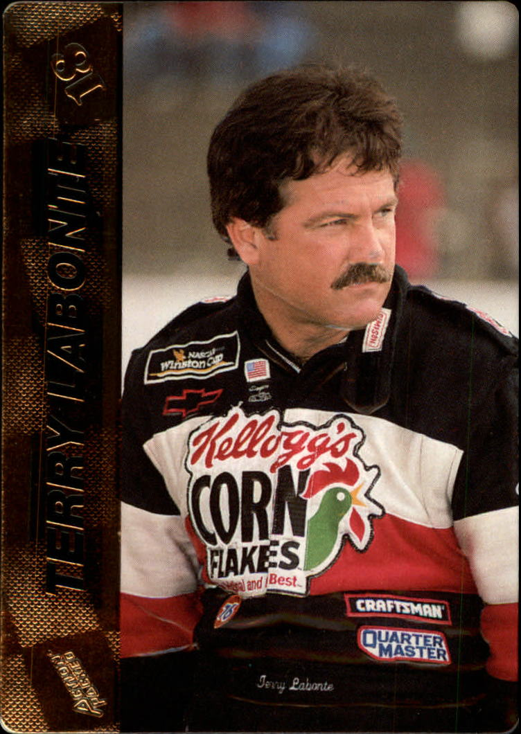 1994 Action Packed #18 Terry Labonte