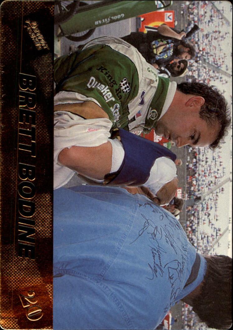 1994 Action Packed #20 Brett Bodine