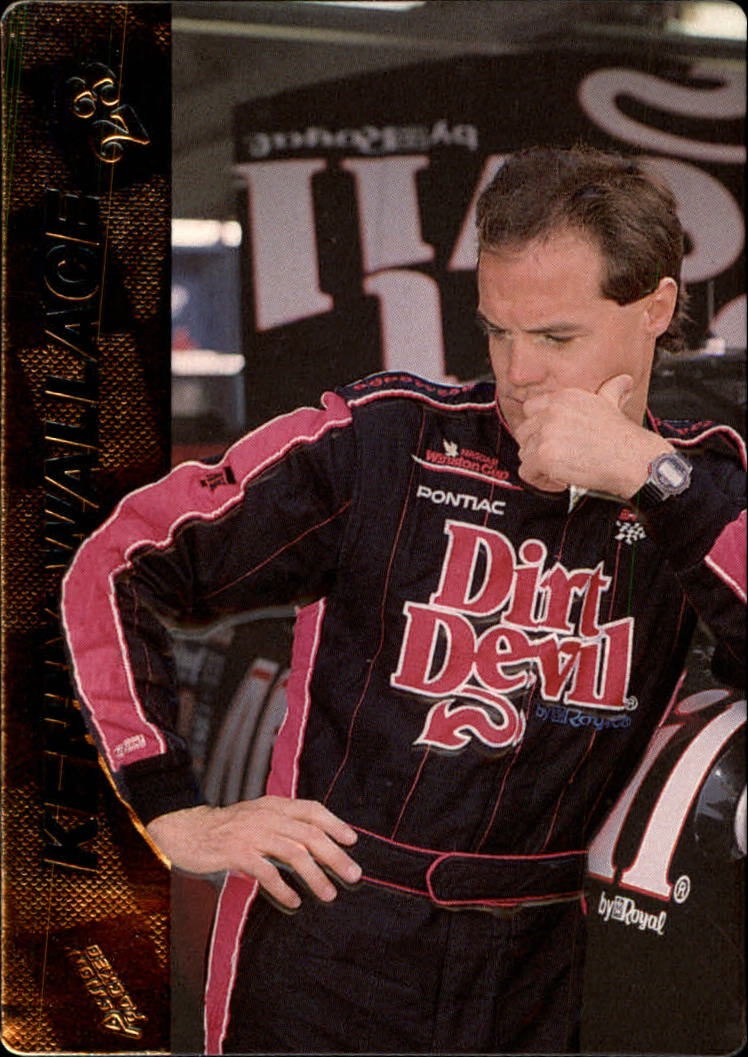 1994 Action Packed #23 Kenny Wallace