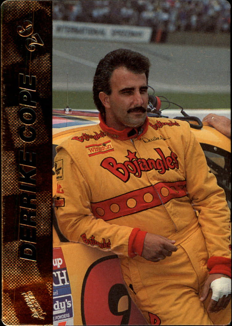 1994 Action Packed #25 Derrike Cope