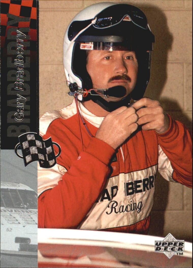 1995 Upper Deck #218 Gary Bradberry RC