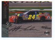 1995 Upper Deck Autographs #202 Jeff Gordon