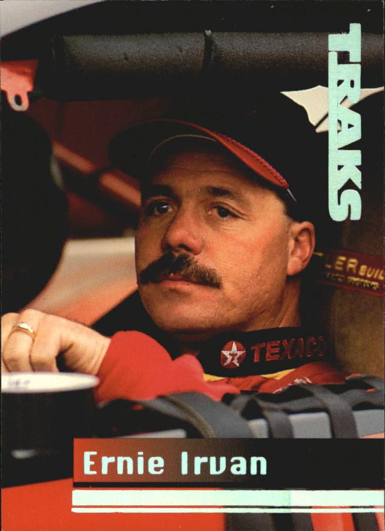 1995 Traks #NNO Richard Petty AU