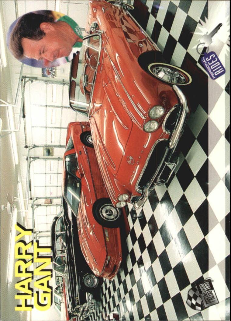 1995 Press Pass #128 Harry Gant PR