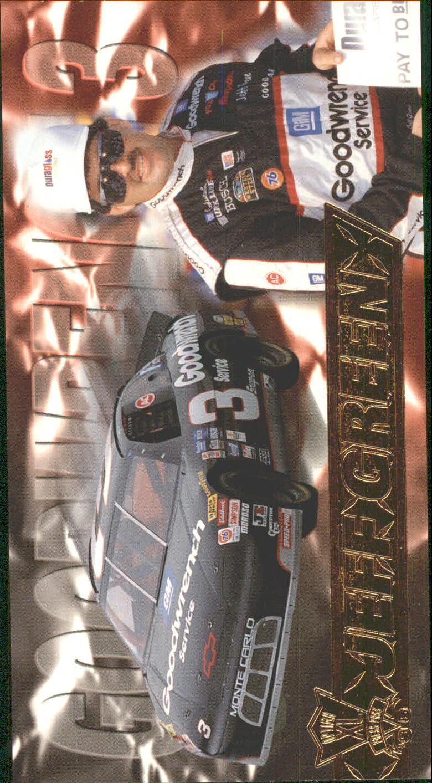 1995 Press Pass Optima XL #27 Jeff Green