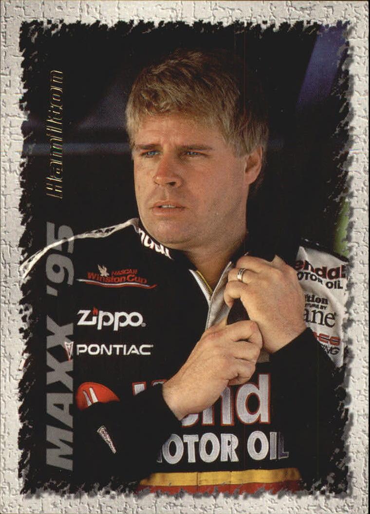 1995 Maxx #40 Bobby Hamilton