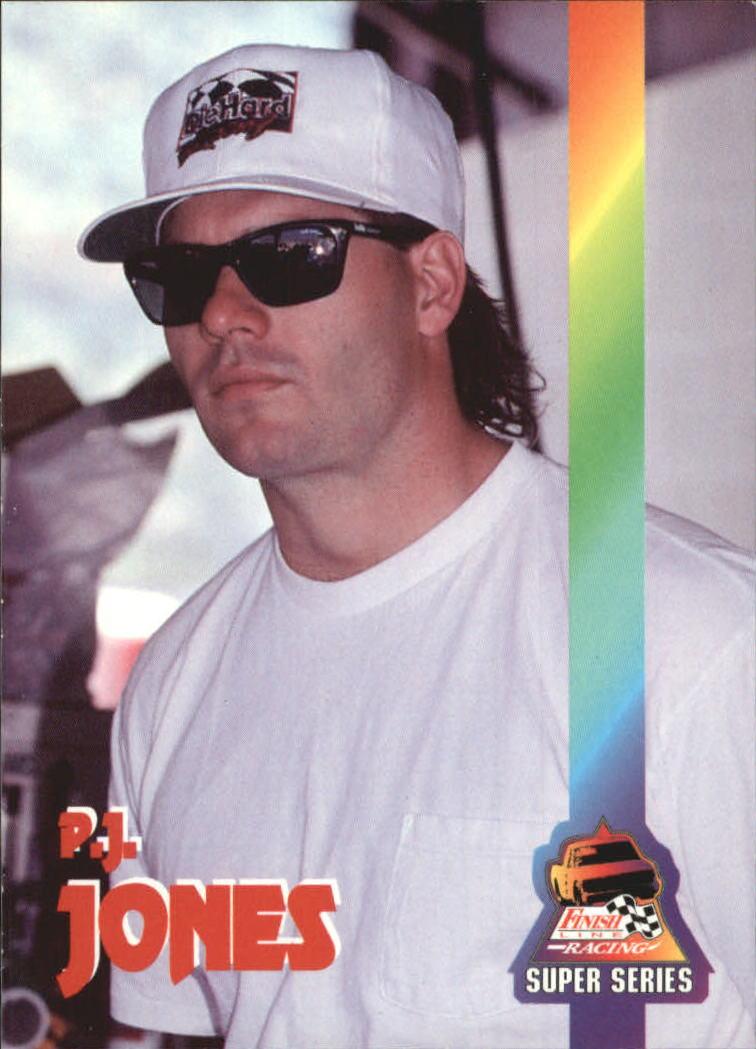 1995 Finish Line SuperTrucks #15 P.J. Jones
