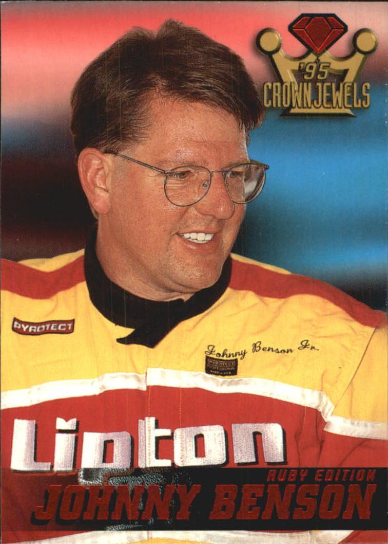 1995 Crown Jewels #56 Johnny Benson