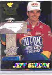 1995 Crown Jewels Diamond #75 Jeff Gordon RW