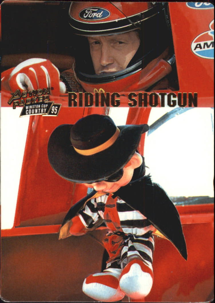 1995 Action Packed Country #3 Bill Elliott RS
